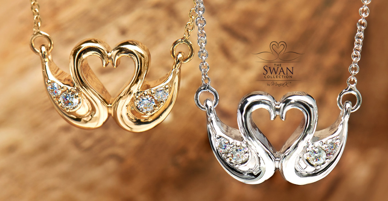 Swan Collection Pendant
