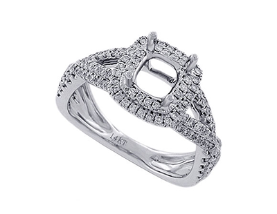 Engagement rings largest selection in the midwest kesslers diamonds engagement rings without a center diamond junglespirit Image collections